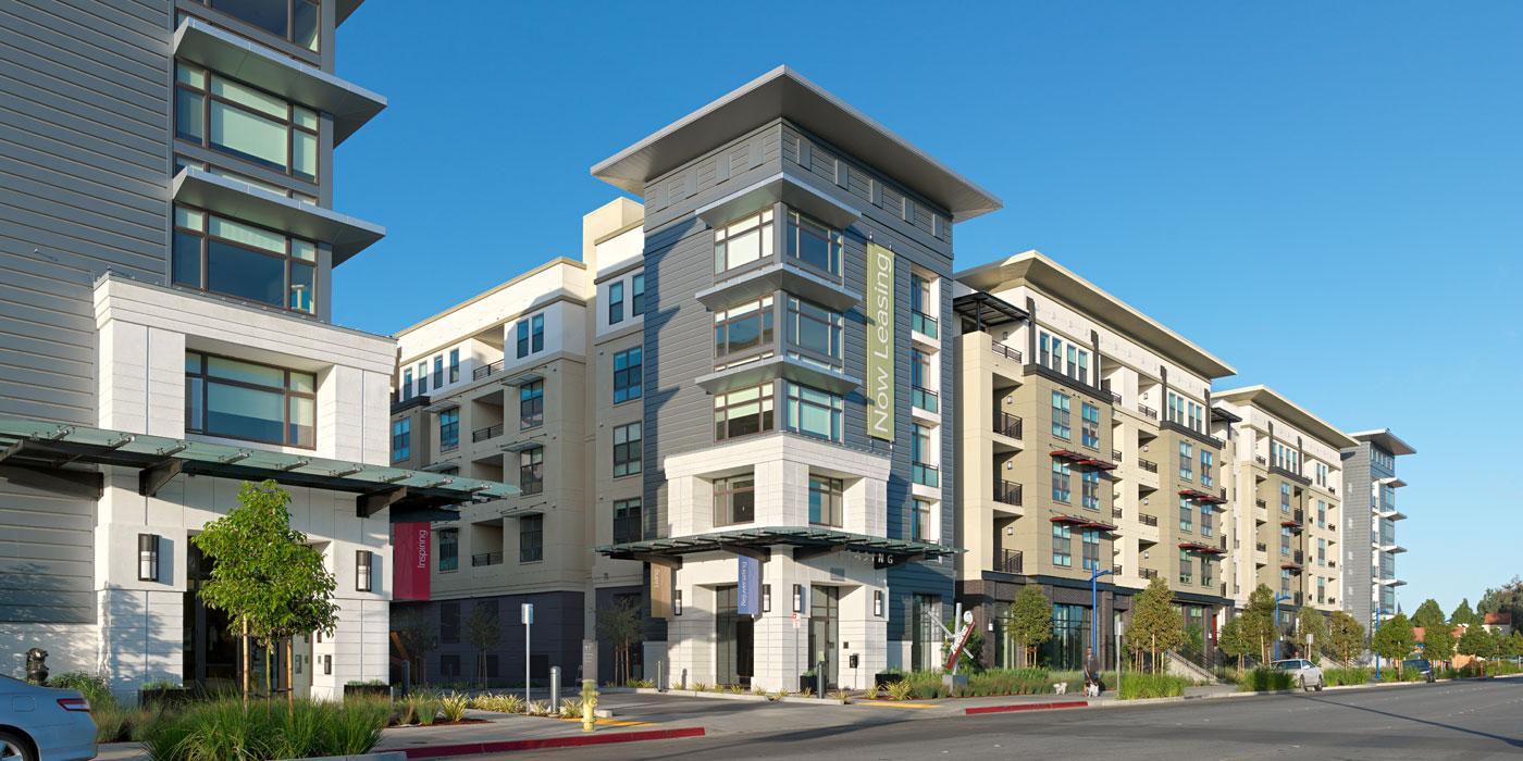 Luxury Apartments Redwood City